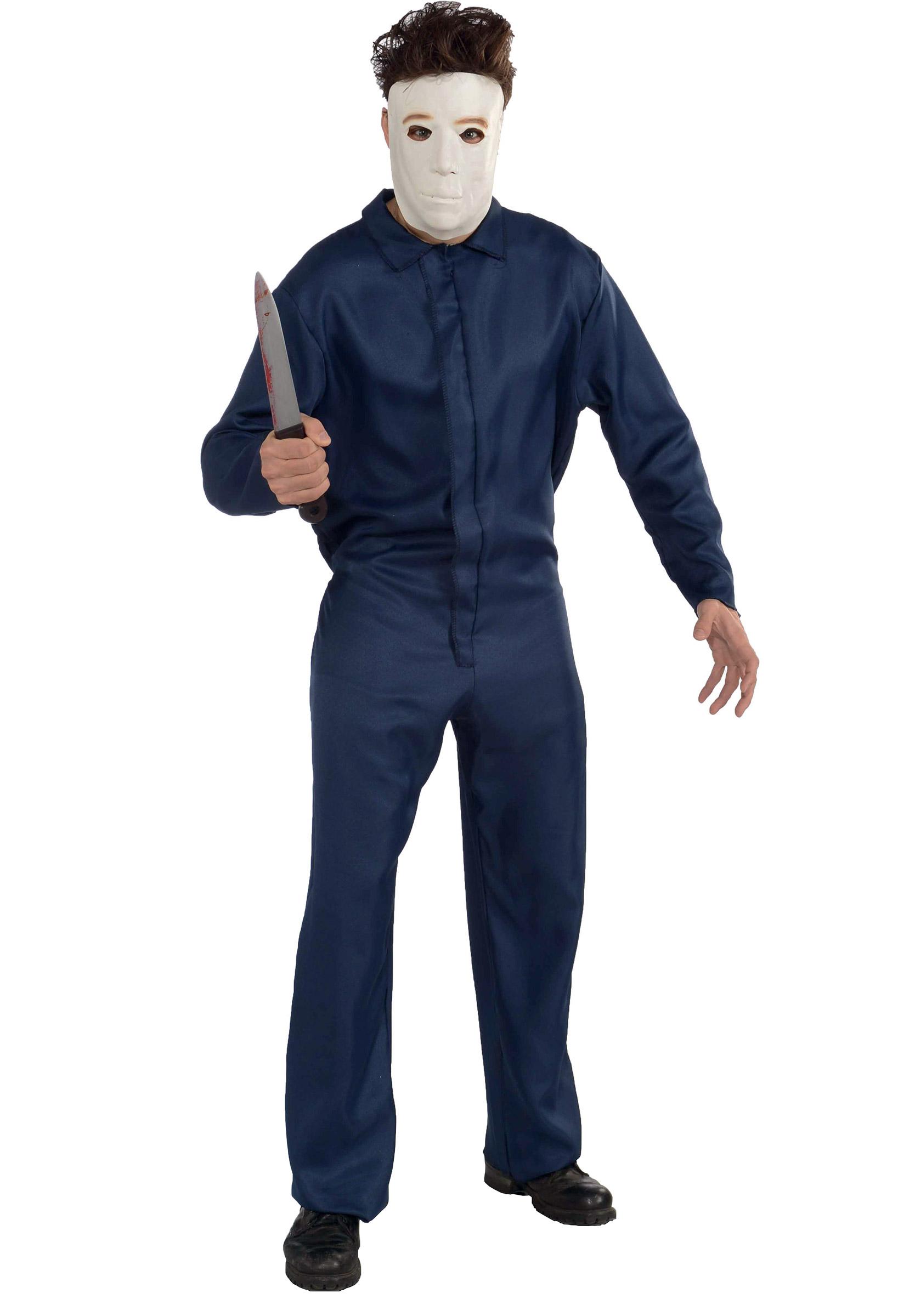 Disfraz Michael Myers Halloween hombre Disfraces adultosy