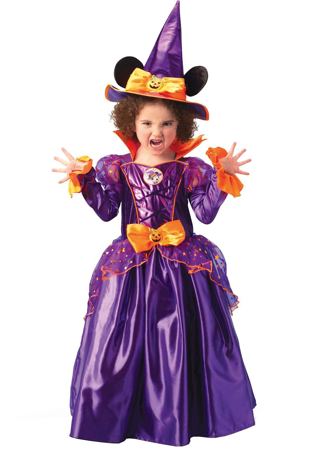 Disfraz de Minnie™ Halloween para niña: Disfraces niños,y disfraces ...