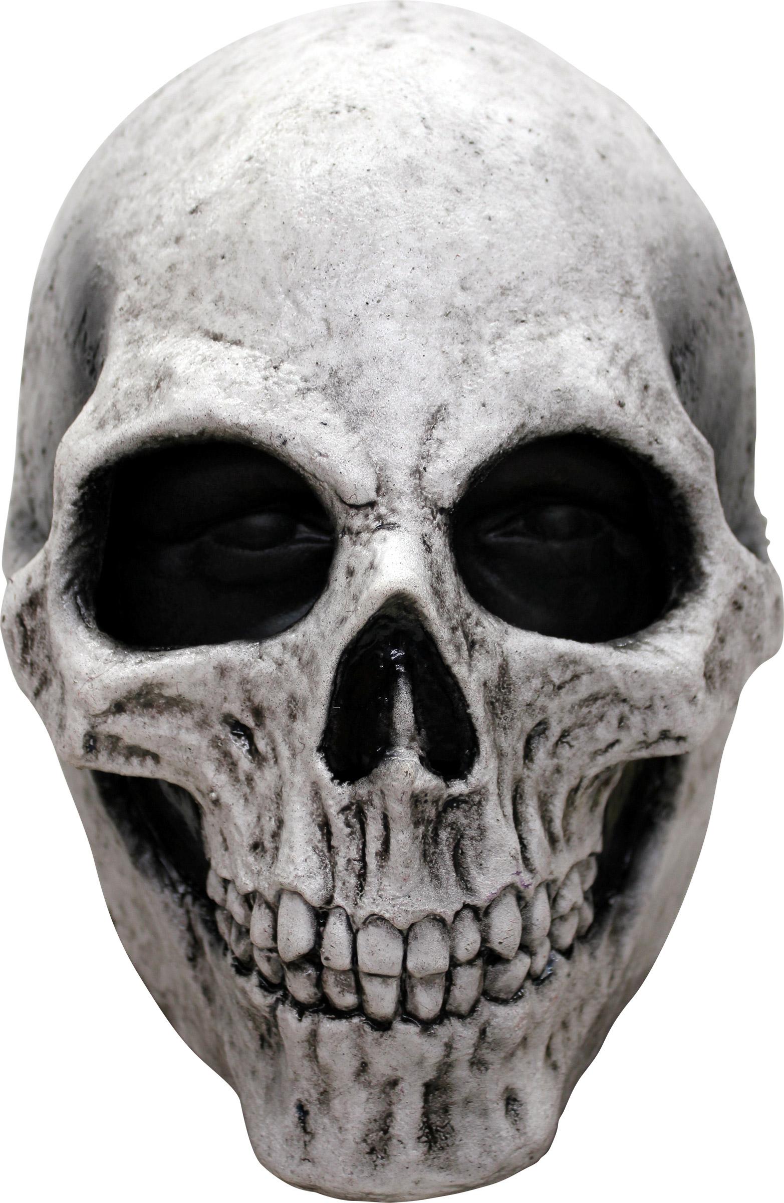 Mscara de esqueleto adulto Halloween Mscarasy disfraces