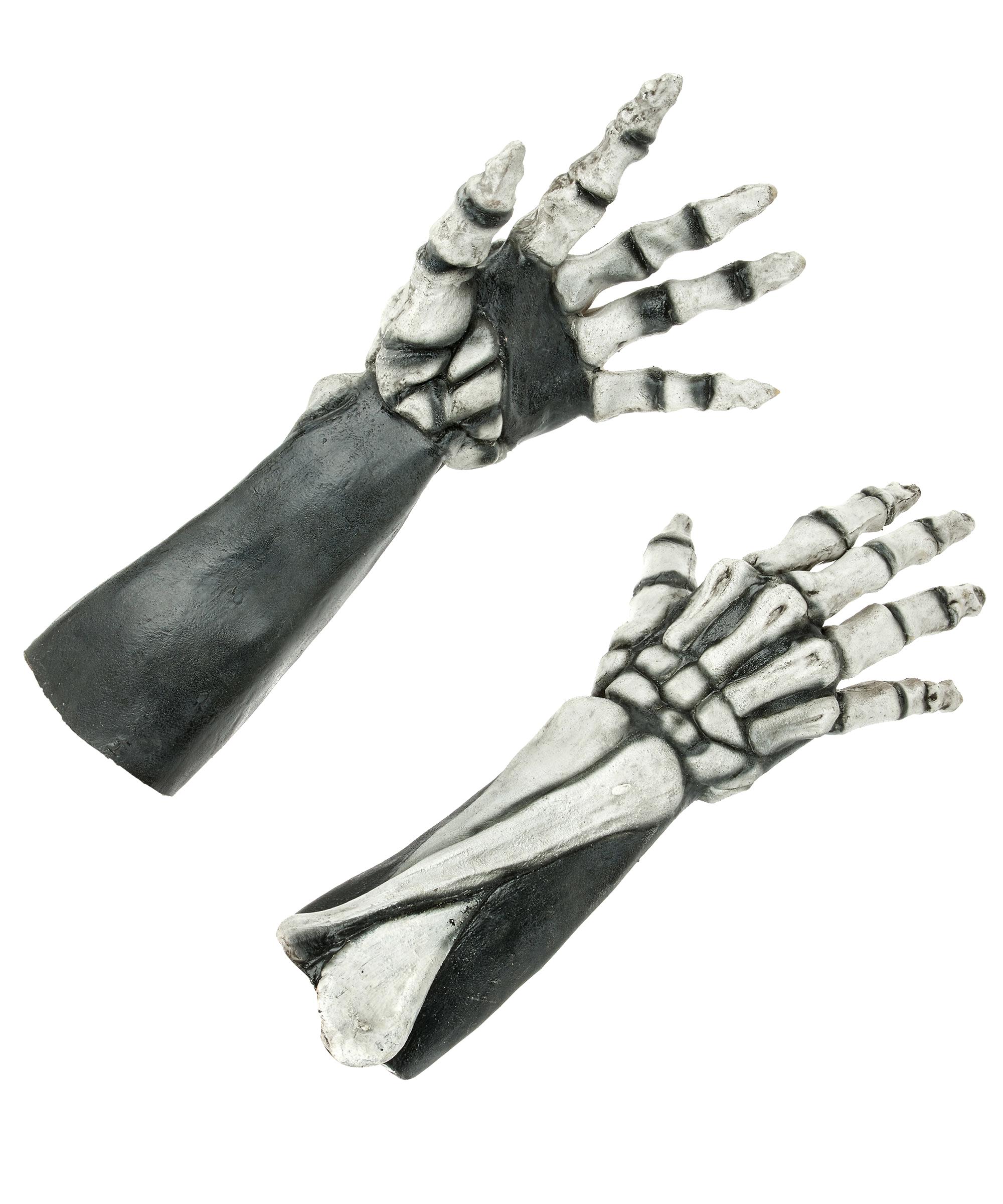 Manos esqueleto adulto Halloween: Accesorios,y disfraces originales ...