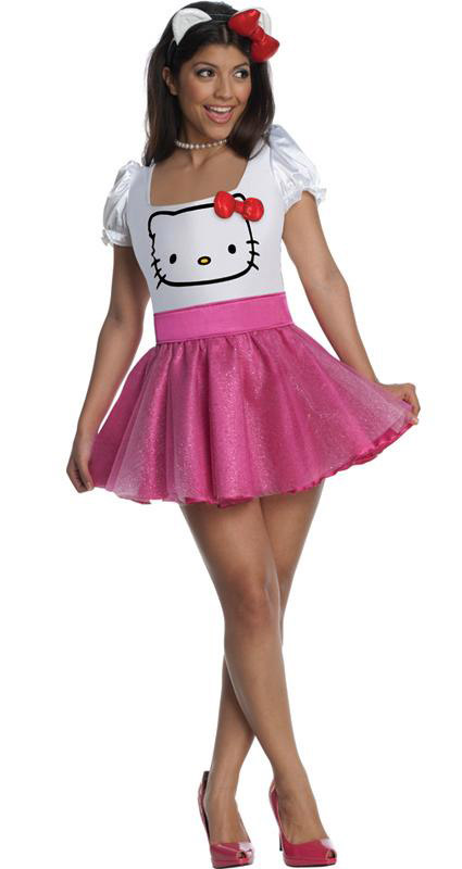 Disfraces de Hello Kitty Para nia y mujer Funidelia