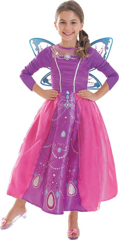 Disfraz Barbie™princesa hada niña: Disfraces niños,y disfraces ...