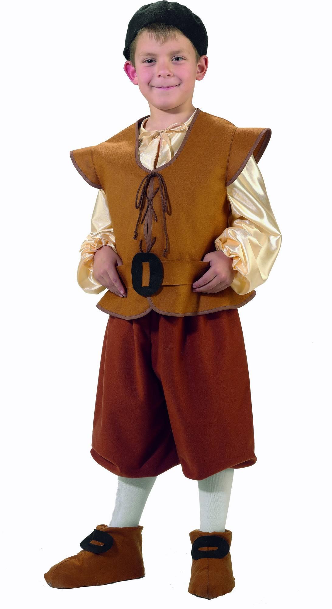 disfraz de sancho panza infantil