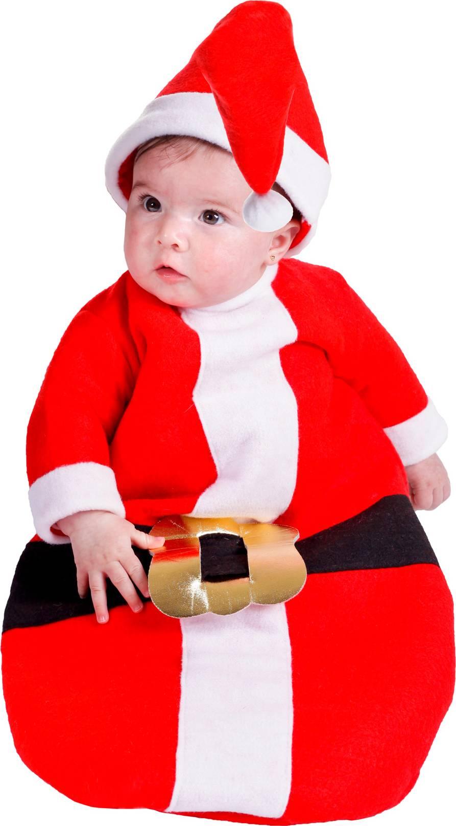 Disfraz De Papa Noel Para Bebe Disfraces Ninosy Disfraces - Disfraces-papa-noel-bebe