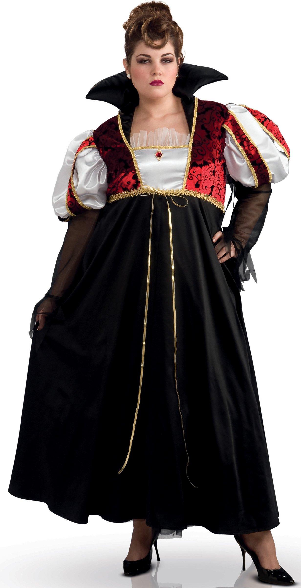disfraces mujer vampiro