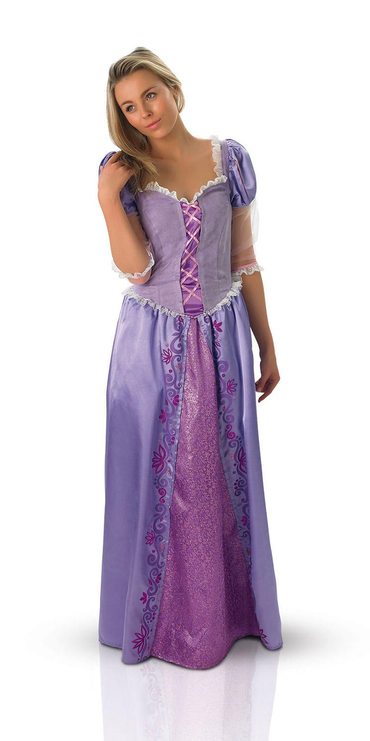 Disfraz Rapunzel Disney™ adulto: Disfraces adultos,y disfraces ...