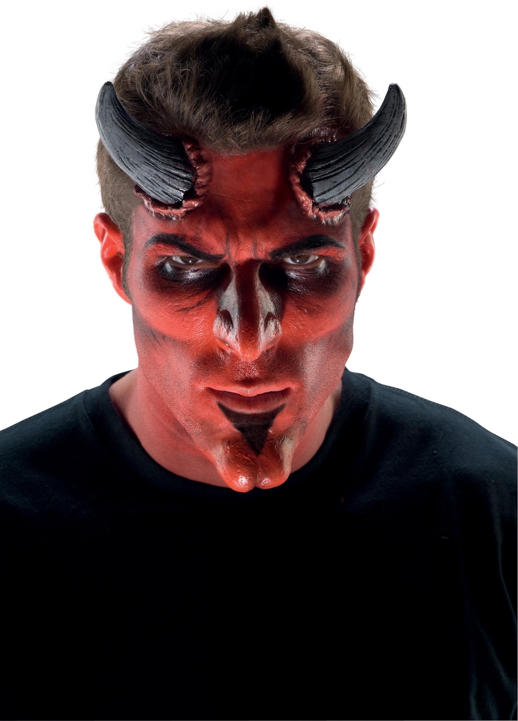 maquillaje diablo - Maquillaje Demonio