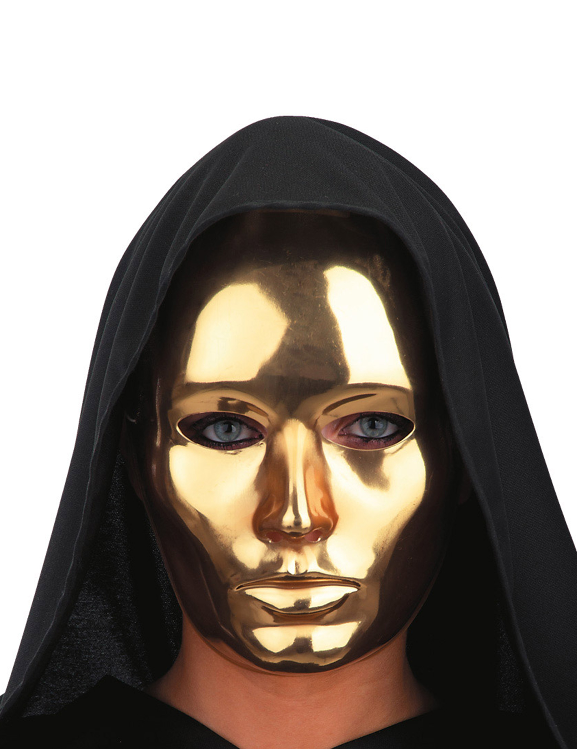 Mascara Dorada