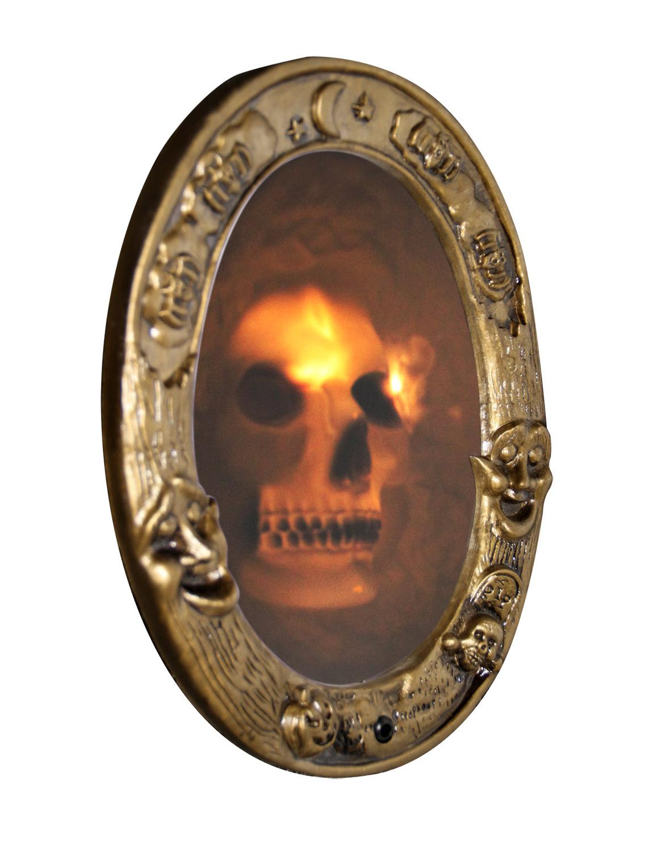 Espejo sonoro halloween decoraci n y disfraces originales baratos vegaoo - Espejos originales baratos ...