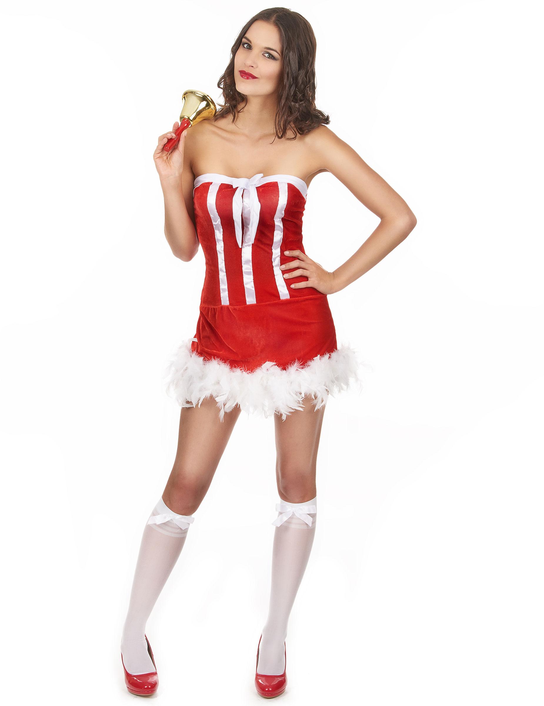 Disfraz de navidad sexy mujer disfraces adultos y - Disfraz para navidad ...