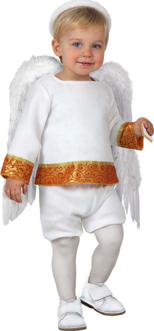 Disfraz de angelito para beb - Trajes de angelitos para ninos ...
