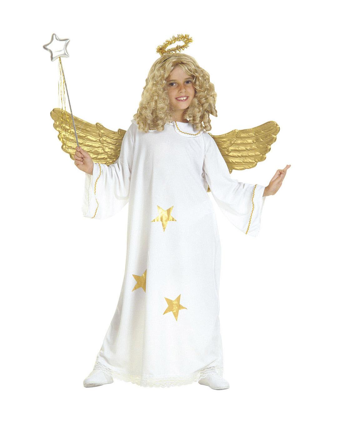 Disfraz de ngel estrella ni o - Disfraz de angel para nino ...