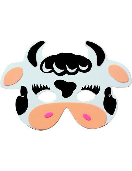M scara de vaca para ni o o ni a - Como cocinar las setas lengua de vaca ...
