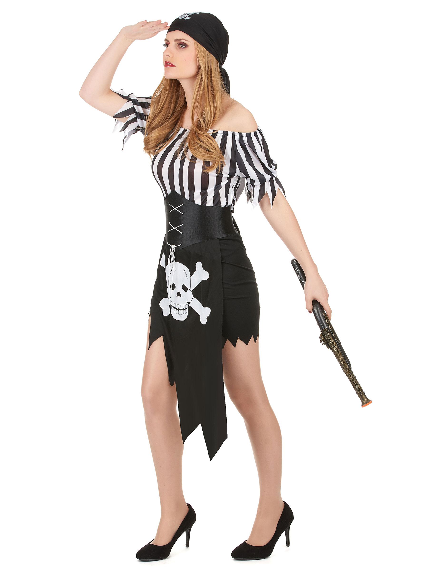 disfraz casero pirata nino