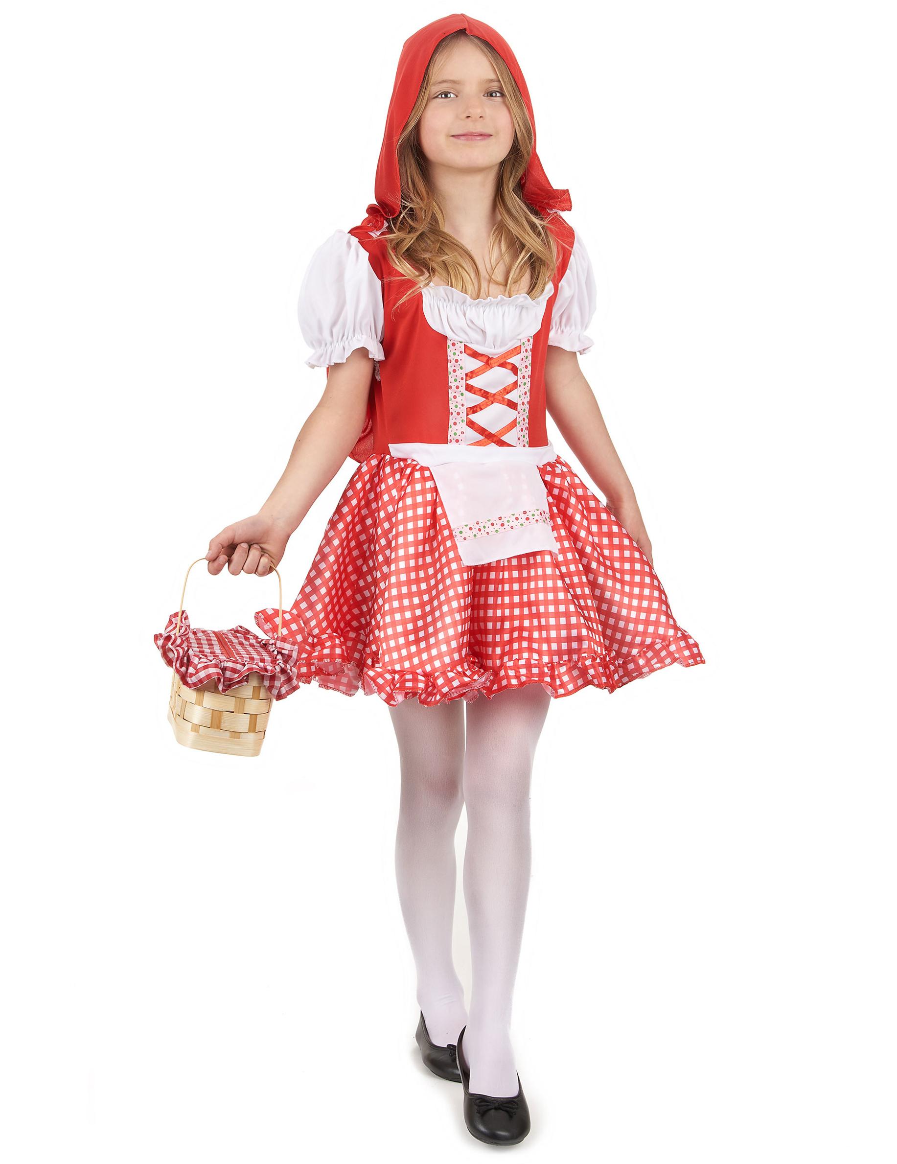 Disfraz de caperucita roja niña: Disfraces niños,y disfraces ...