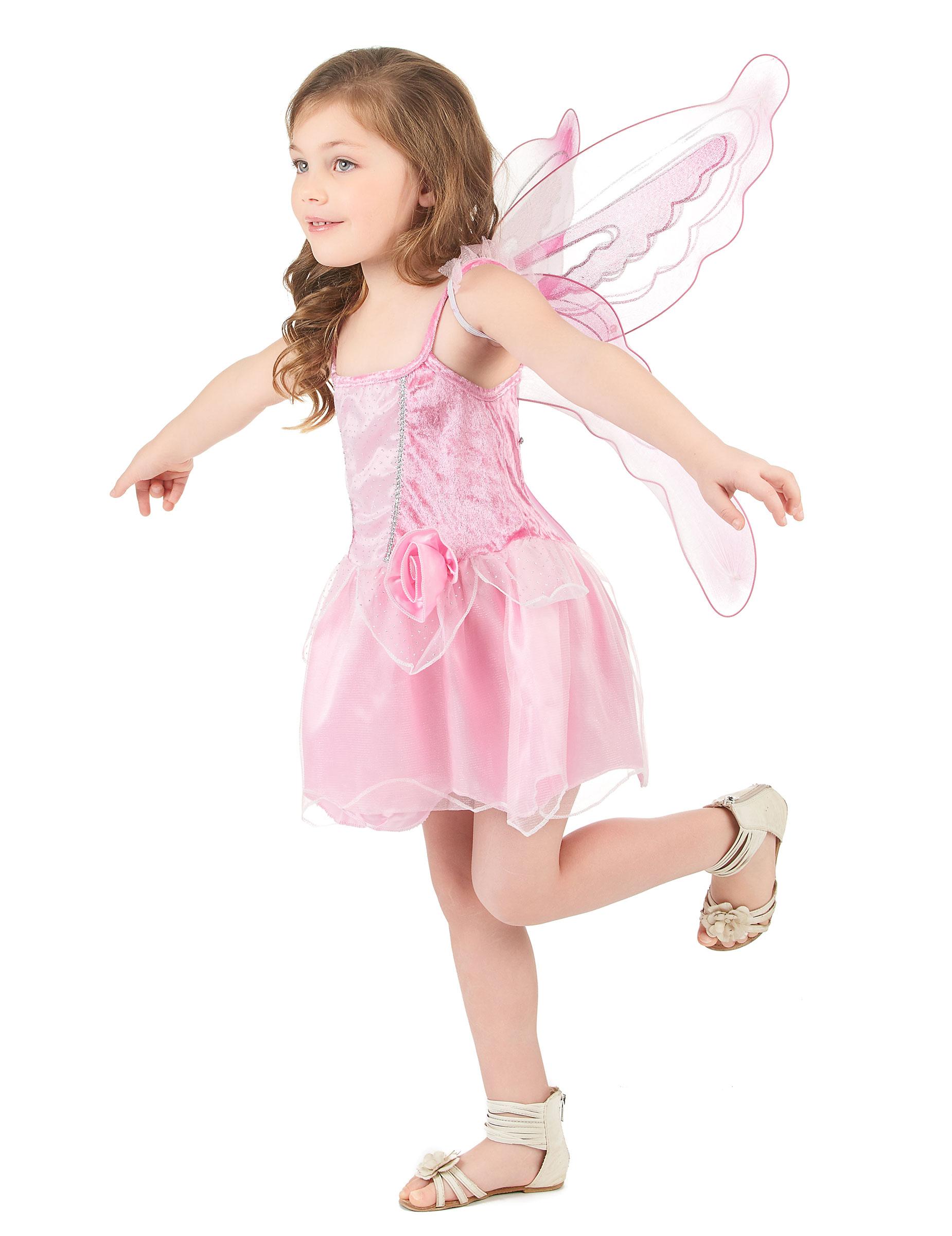 Disfraz hada mariposa ni a disfraces ni os y disfraces - Disfraces de angel para nina ...