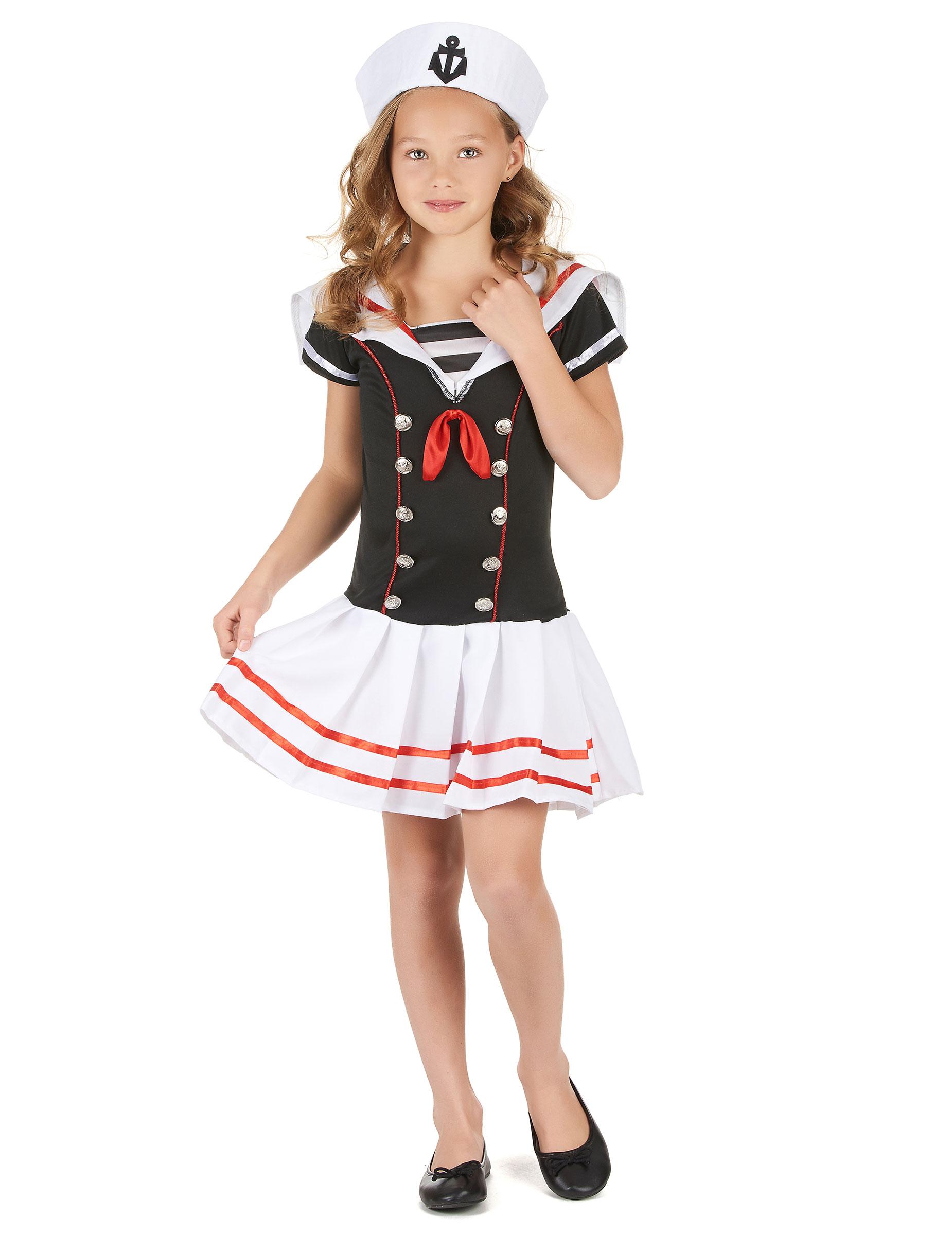 Disfraz de marinero - Disfraz marinera casero ...