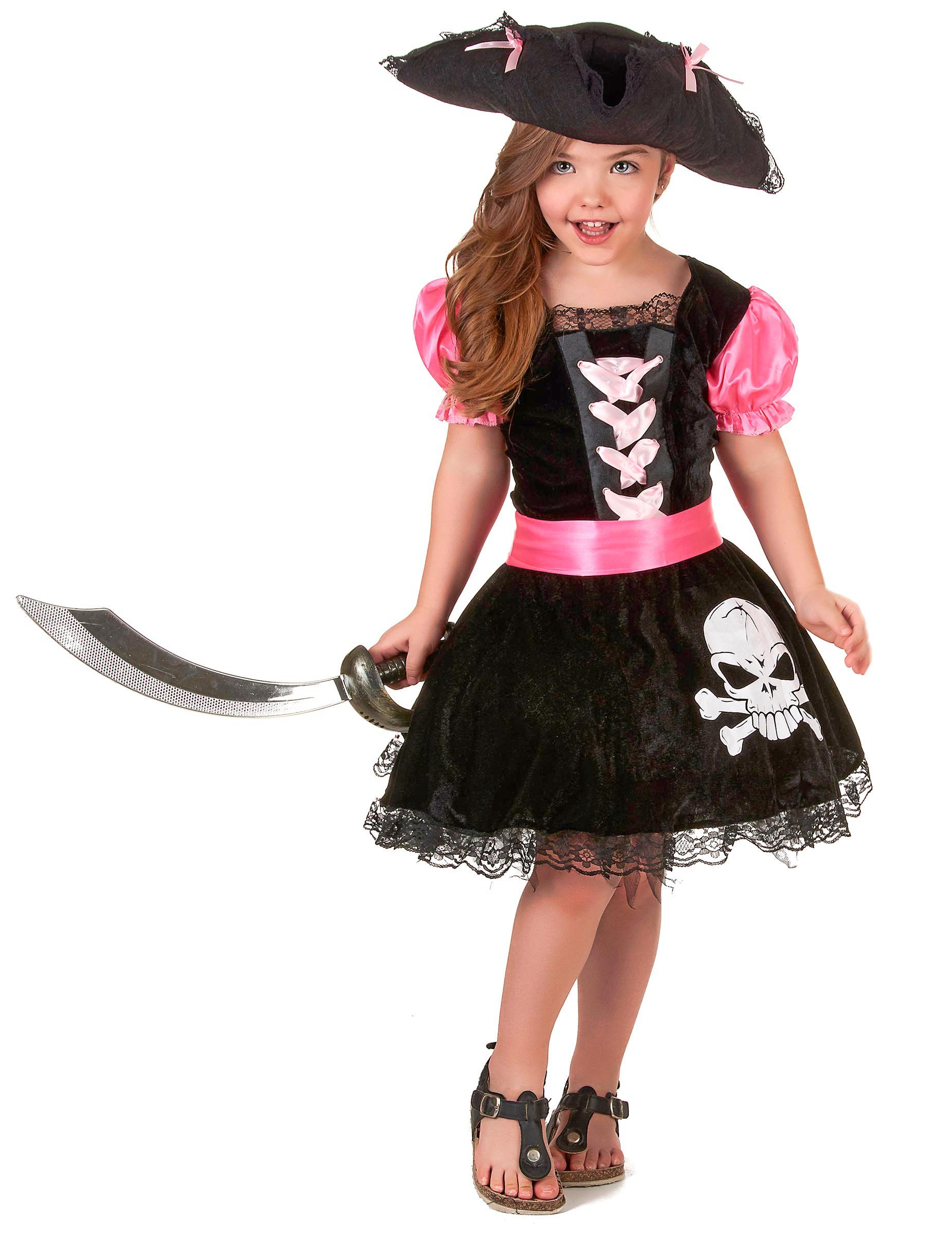 Disfraz Pirata Niña Disfraces Niños Y Disfraces Originales Baratos Vegaoo