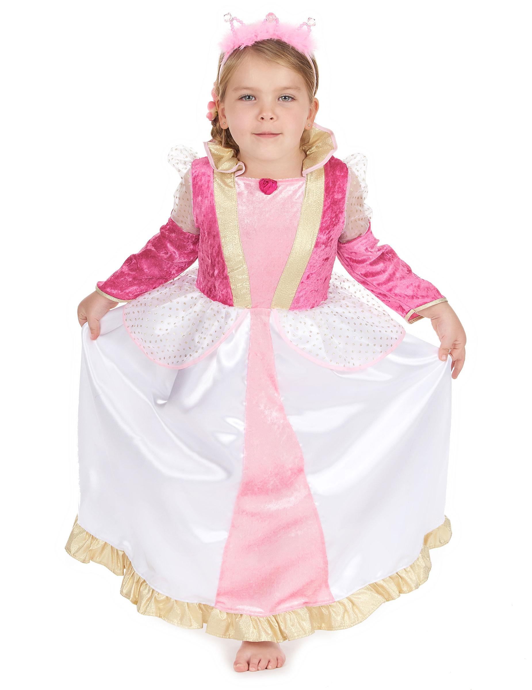 Disfraz de princesa de lujo niña: Disfraces niños,y disfraces ...