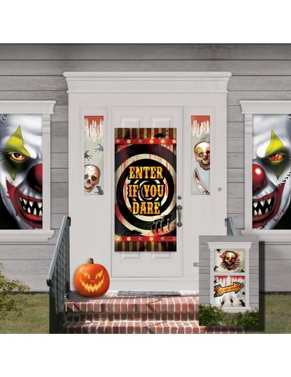 33 decoraciones casa halloween decoraci n y disfraces - Decoracion casa halloween ...
