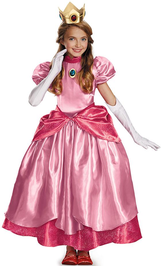 Disfraces niños Ideas regalo Niñas Mario & Luigi™, trajes de ...