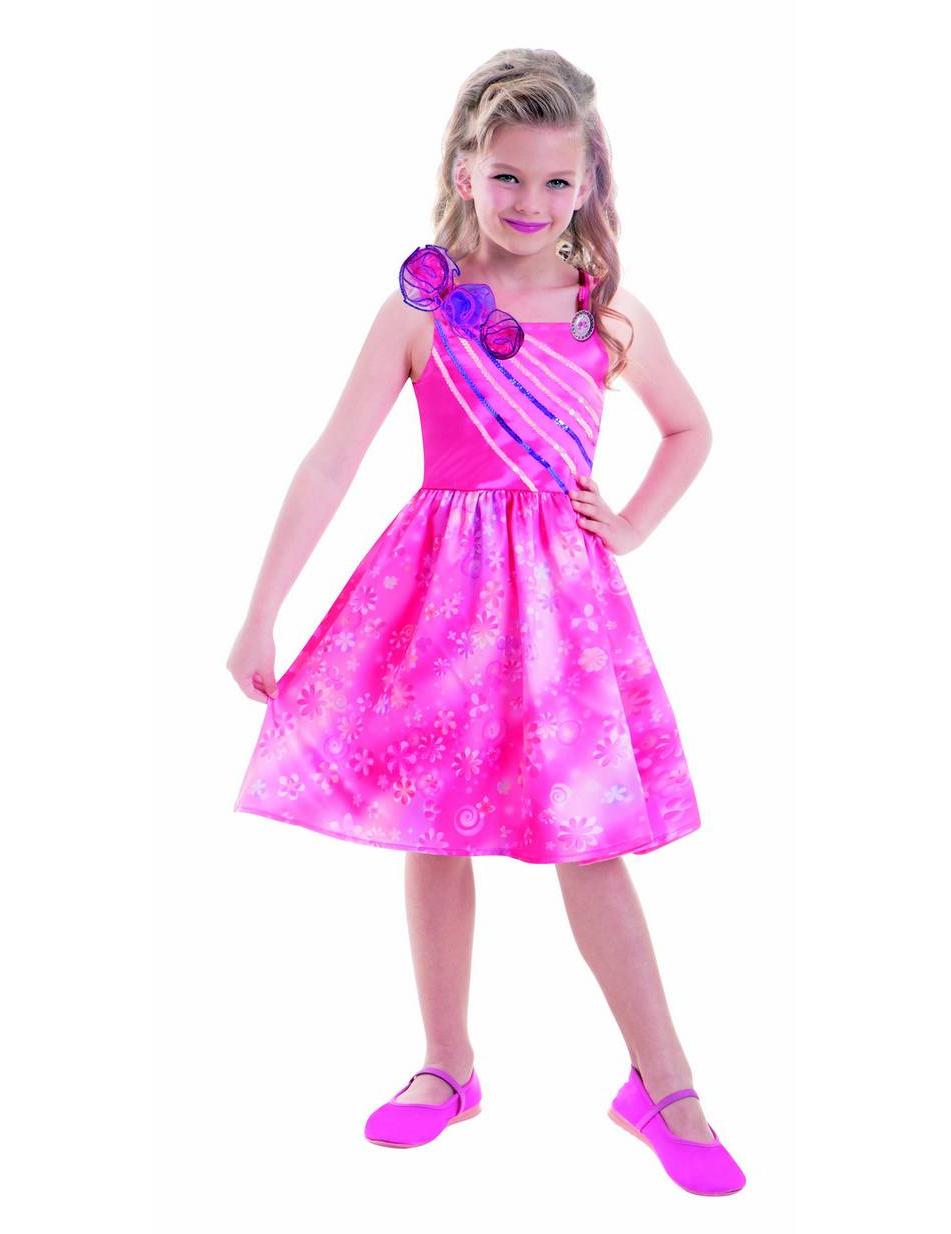 Disfraz Barbie™ niña: Disfraces niños,y disfraces originales baratos ...