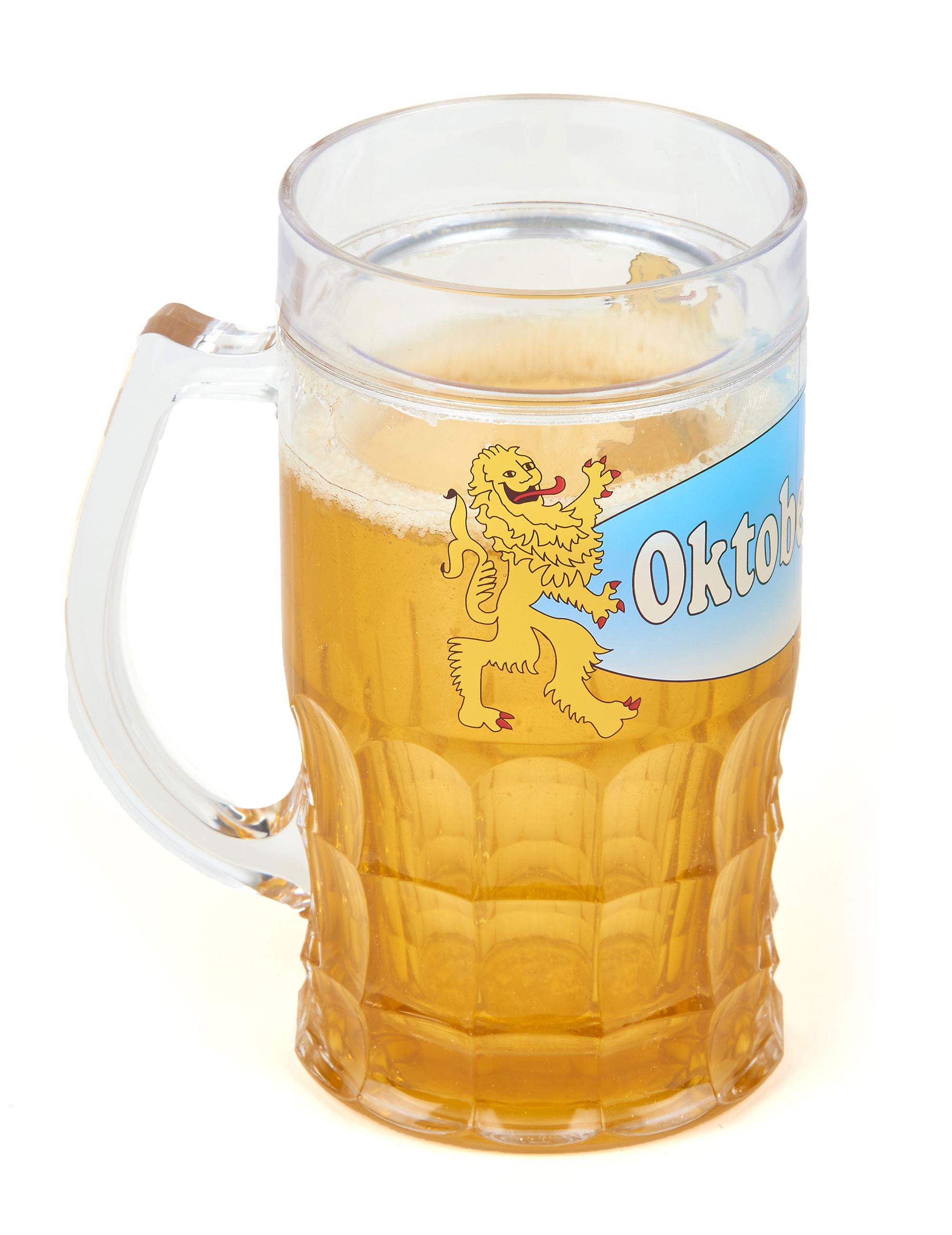 Jarra de cerveza de pl stico for Jarras para cerveza