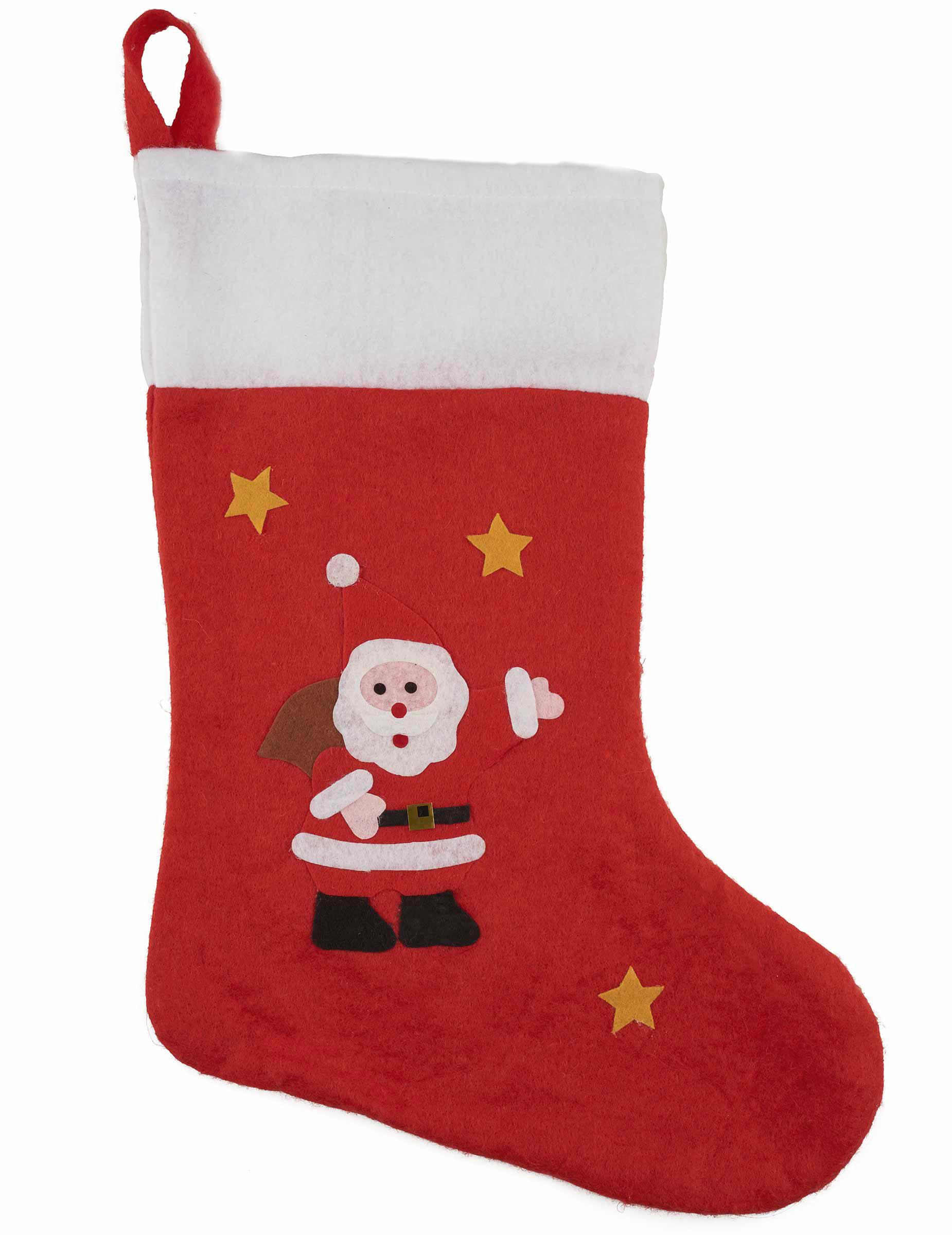 Calcetines navidad decoraci n y disfraces originales baratos vegaoo - Calcetines de navidad personalizados ...