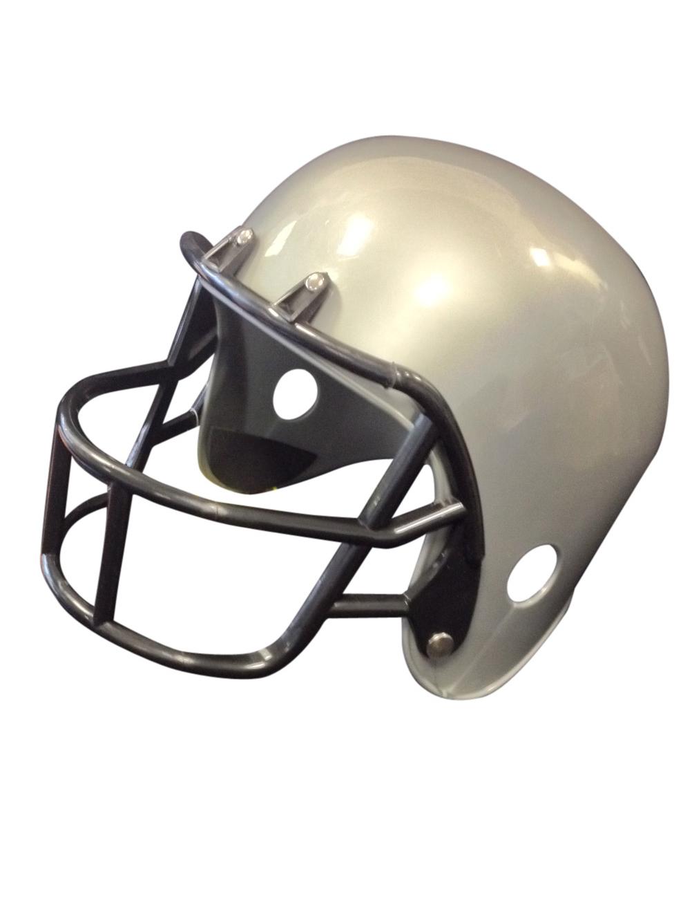 Casco fútbol americano gris niño  Sombreros 3adff9bbe65