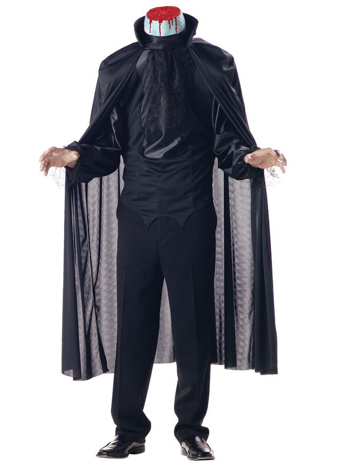 Disfraz Caballero Sin Cabeza Hombre Disfraces Adultosy Disfraces - Disfraces-sin-cabeza