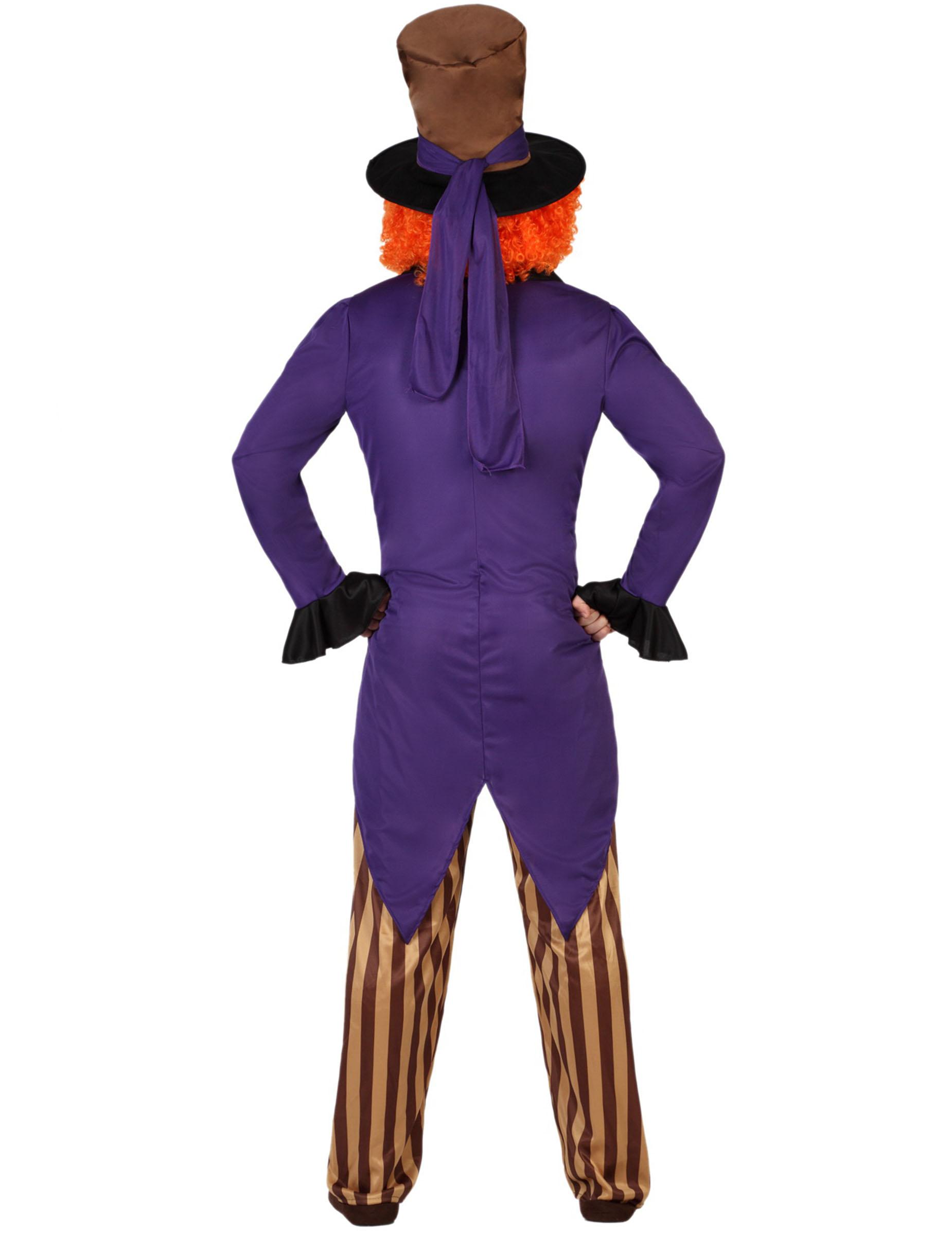 Disfraz de sombrerero loco hombre: Disfraces adultos,y disfraces ...