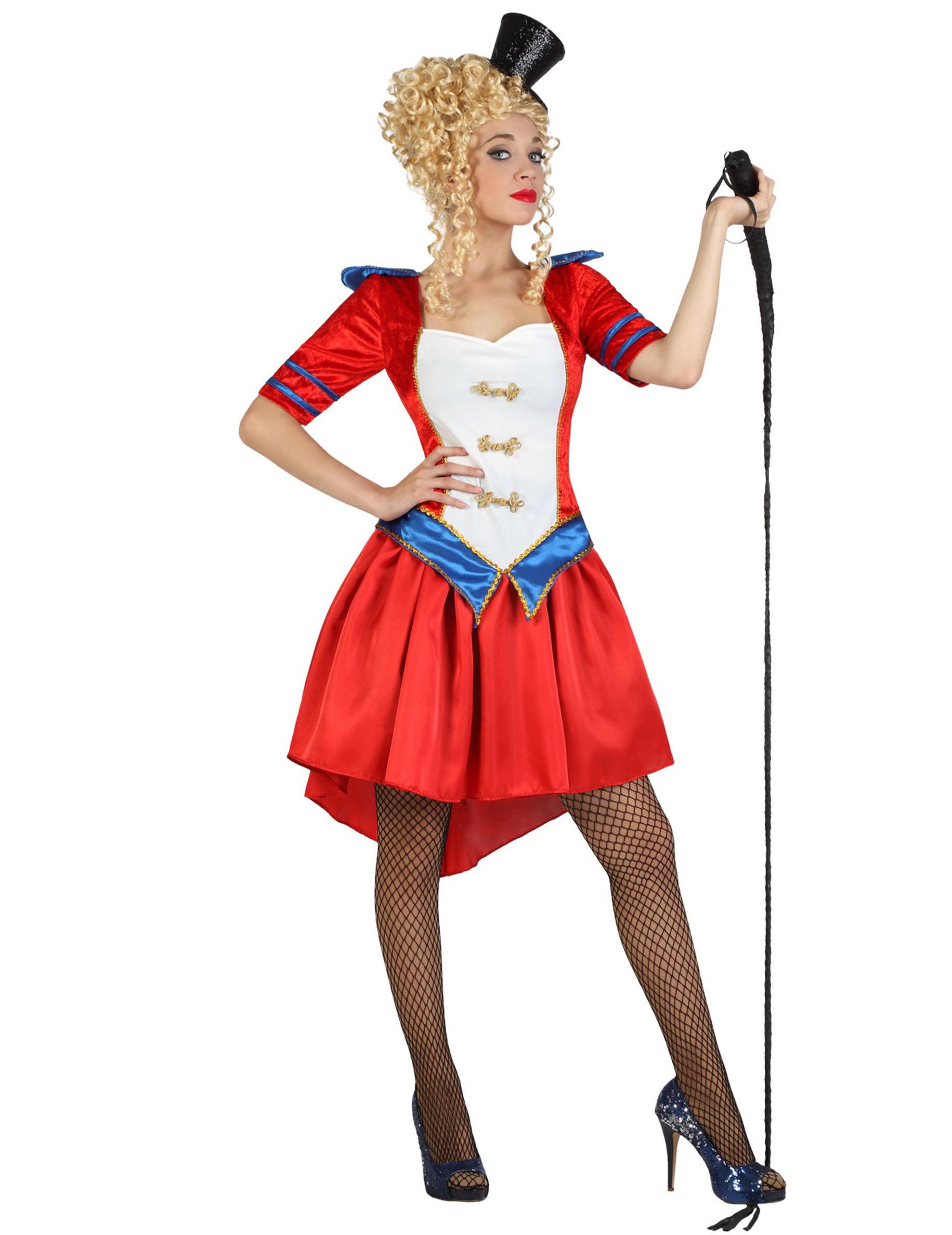 disfraces mujer circo