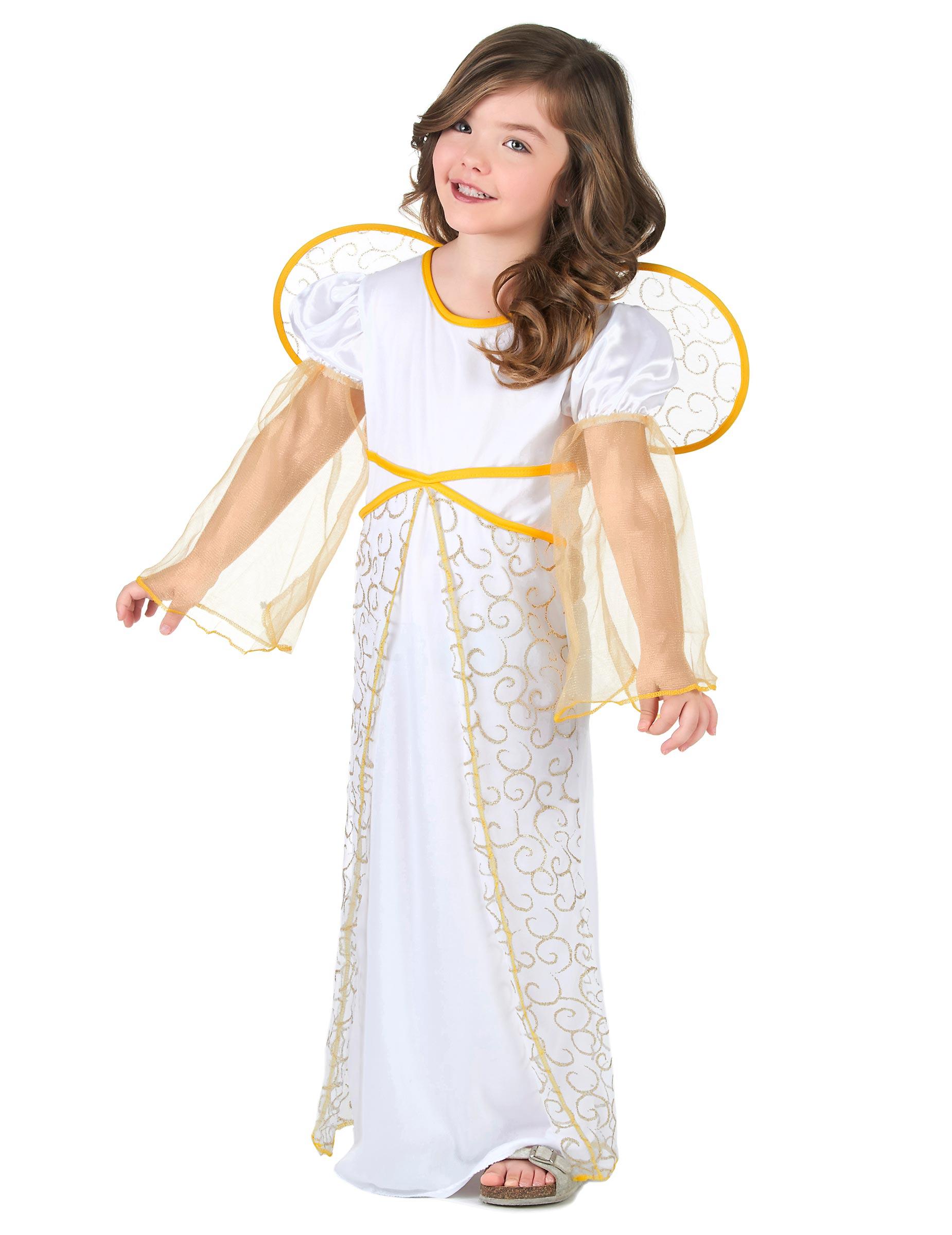 Disfraz de ngel ni a disfraces ni os y disfraces - Disfraz de angel para nino ...