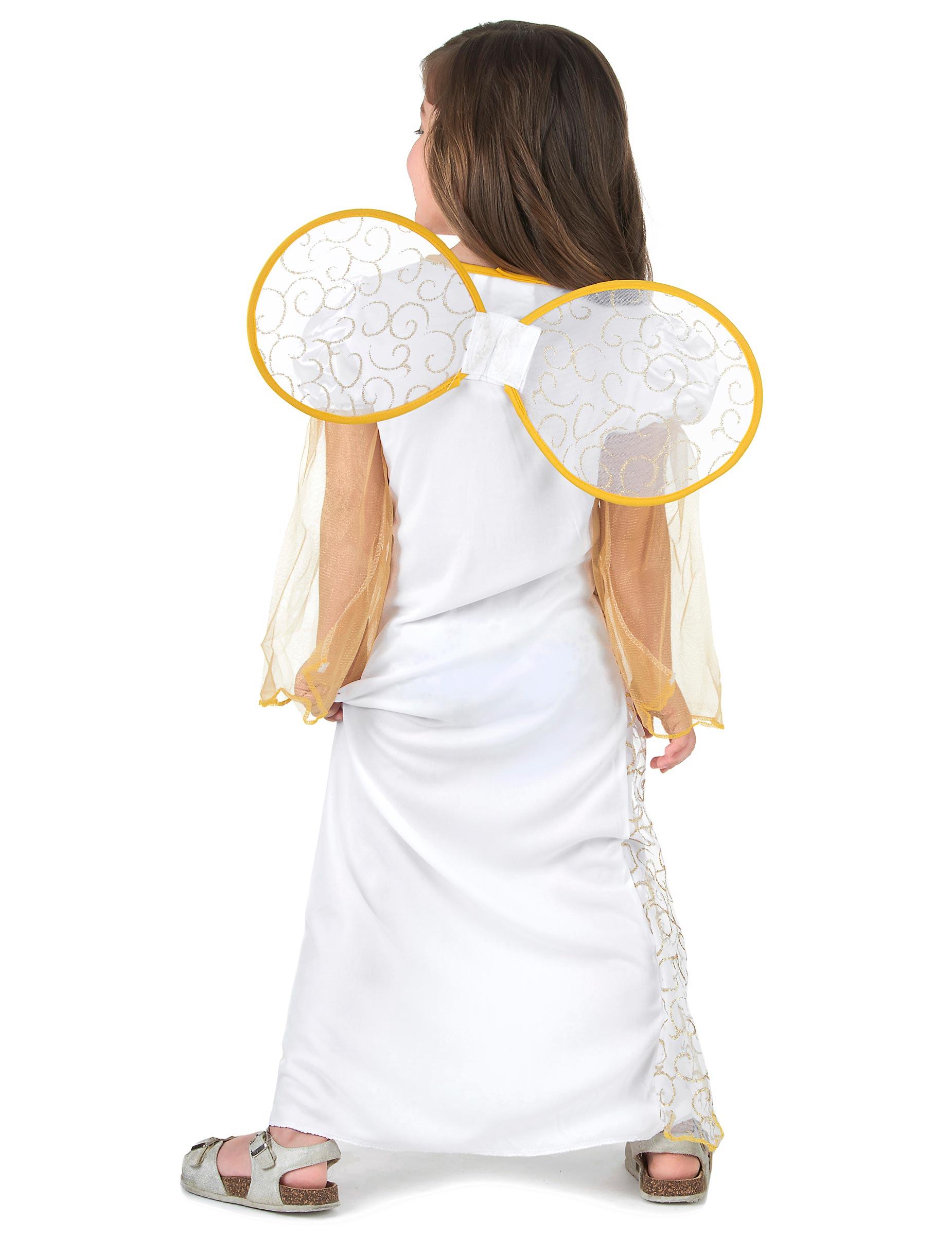 Disfraz de ngel ni a - Disfraz de angel nino ...
