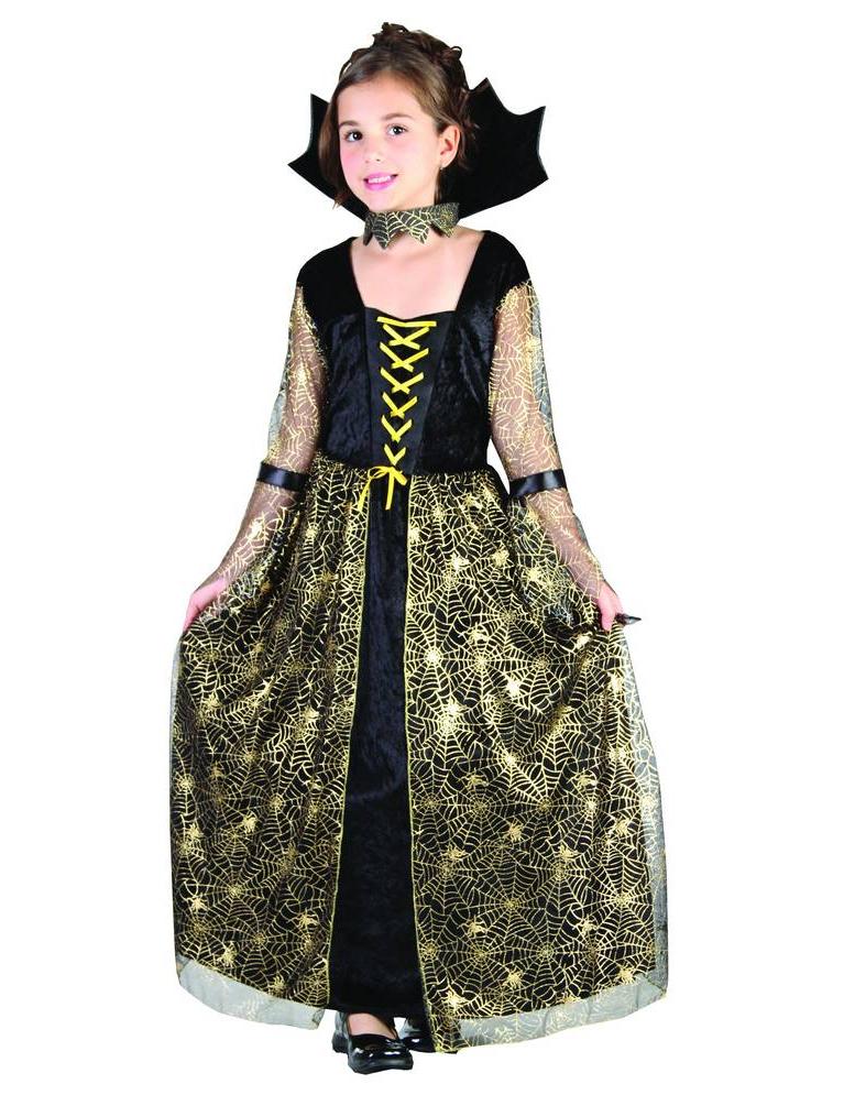 Disfraz Bruja Nia Casero Trendy Disfraz De Rumbera Salsera Para Nia - Disfraz-de-araa-casero