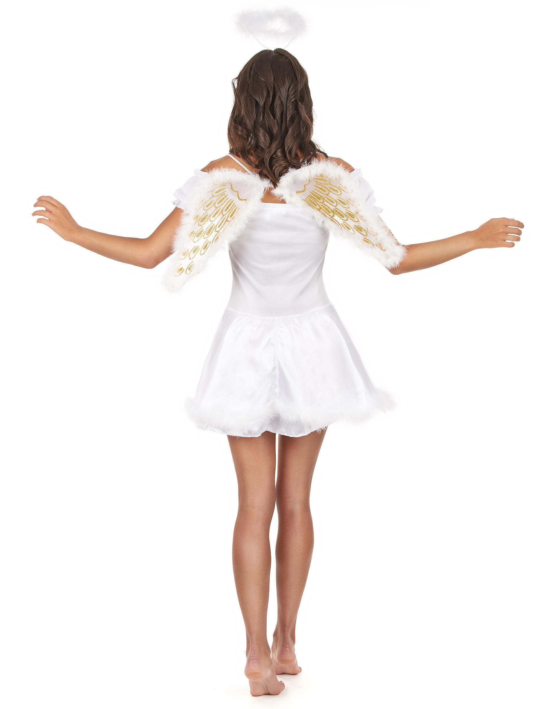 Disfraz ngel mujer disfraces adultos y disfraces - Disfraces de angel para nina ...