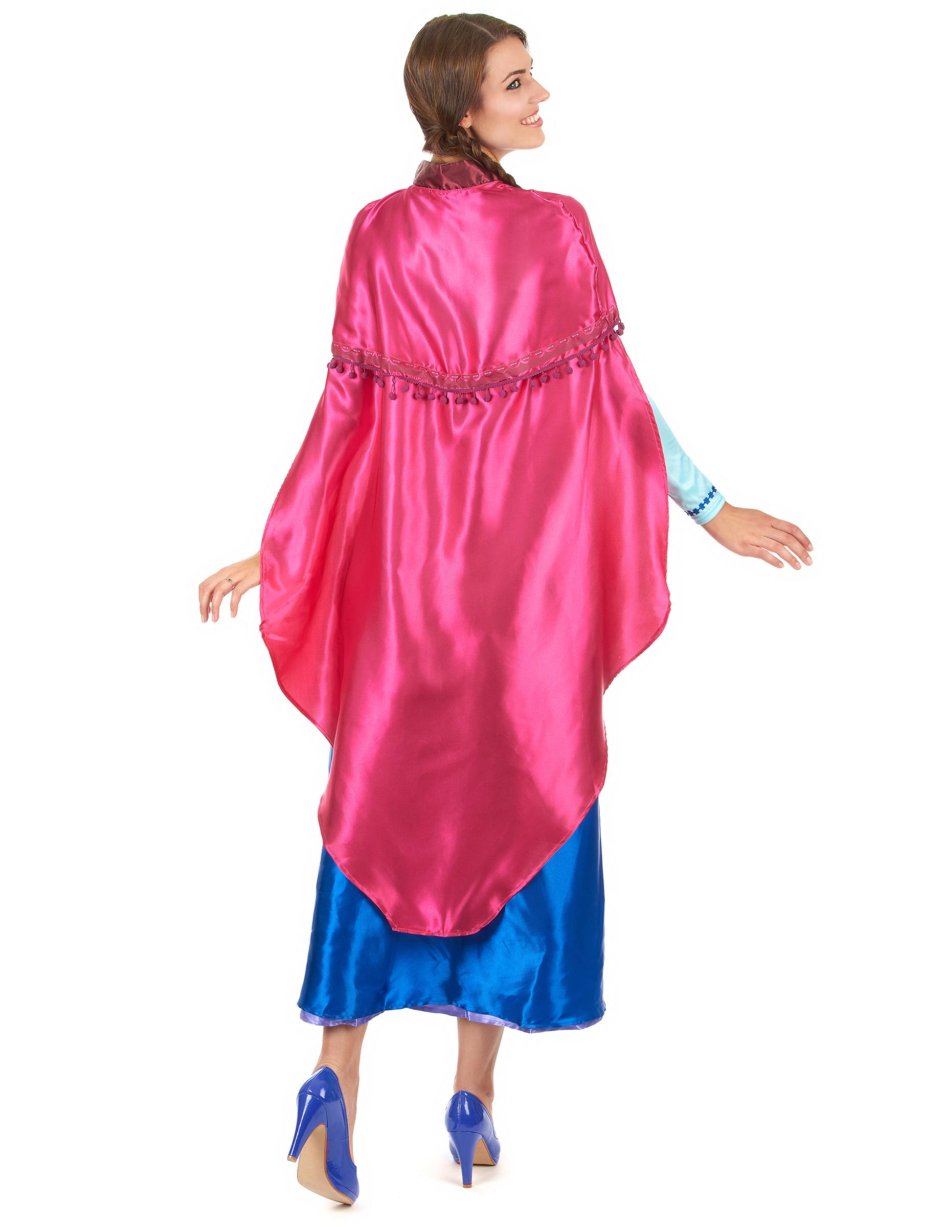 Disfraz Anna Frozen™ adulto: Disfraces adultos,y disfraces ...