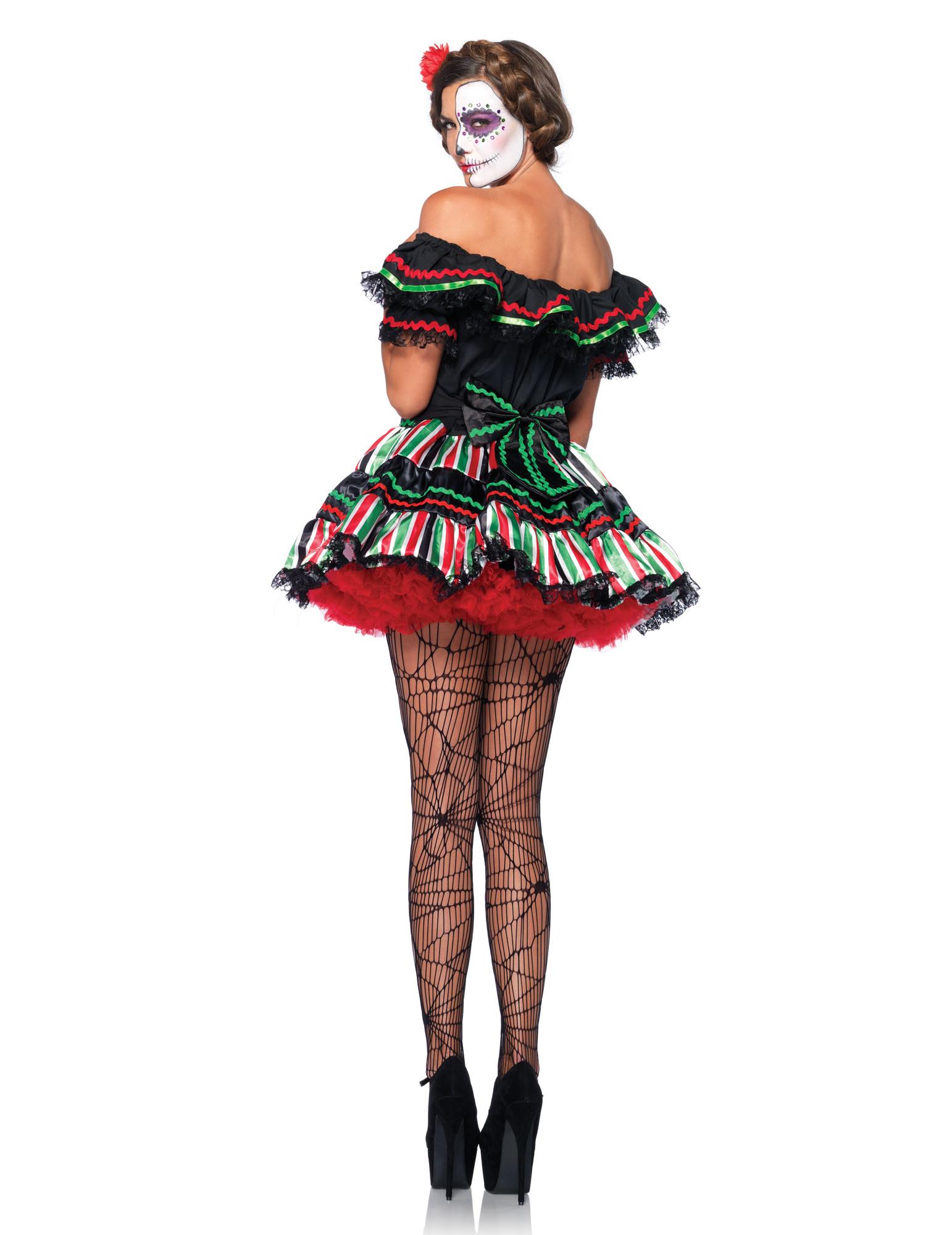 04942383e0 Disfraz Día de los muertos mujer  Disfraces adultos