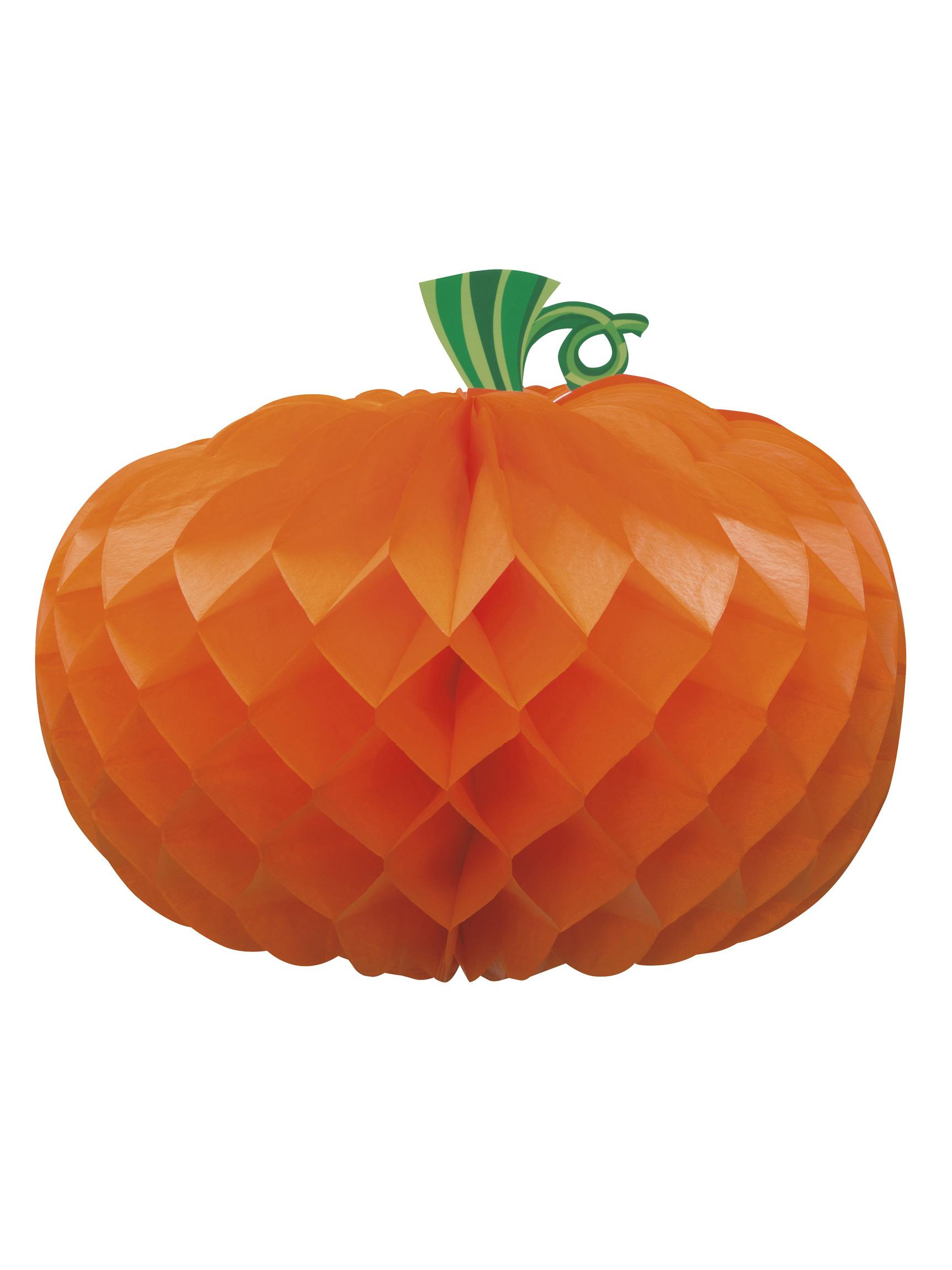 Centro de mesa papel calabaza halloween decoraci n y - Calabazas halloween originales para ninos ...
