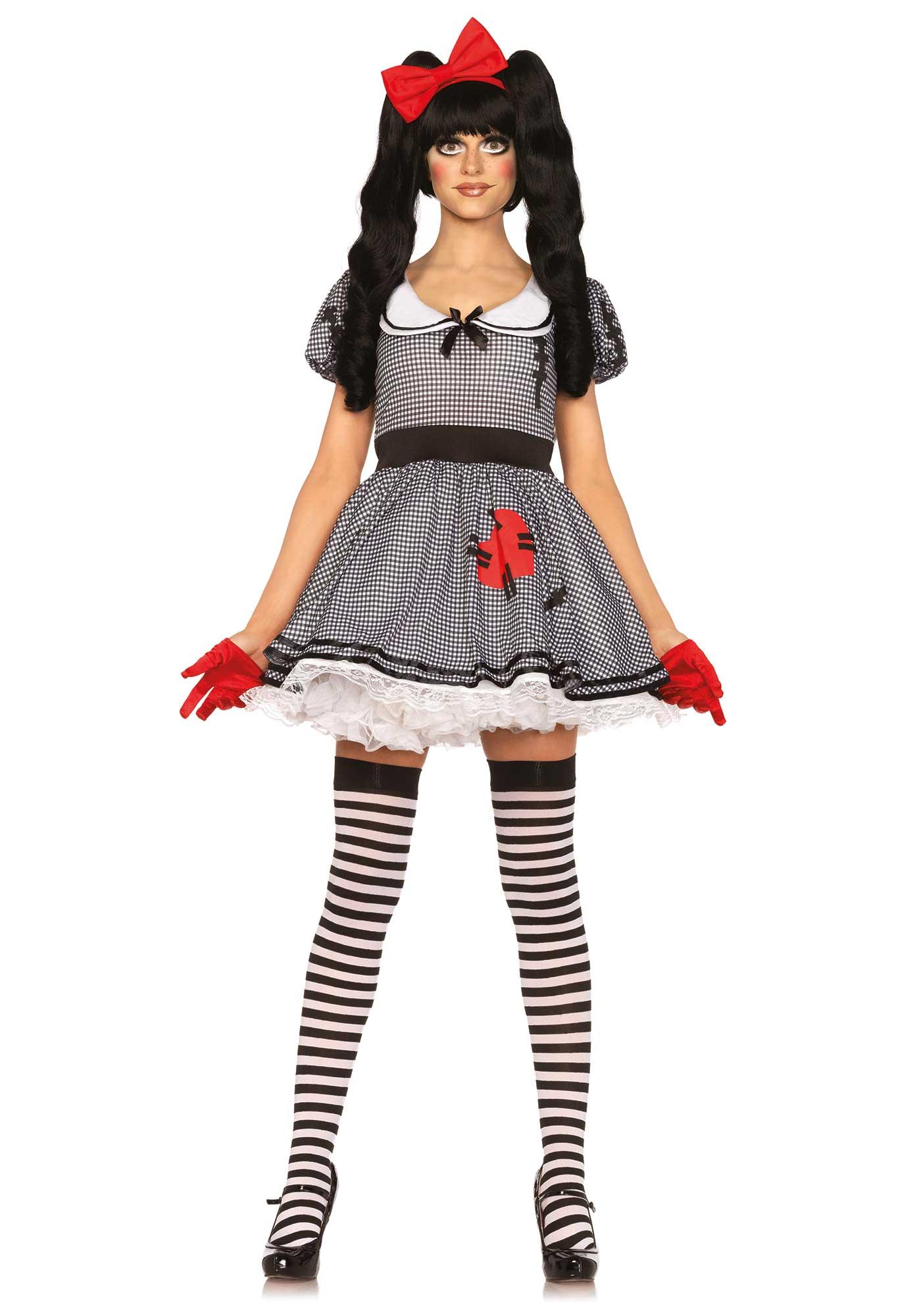 disfraces de halloween muneca