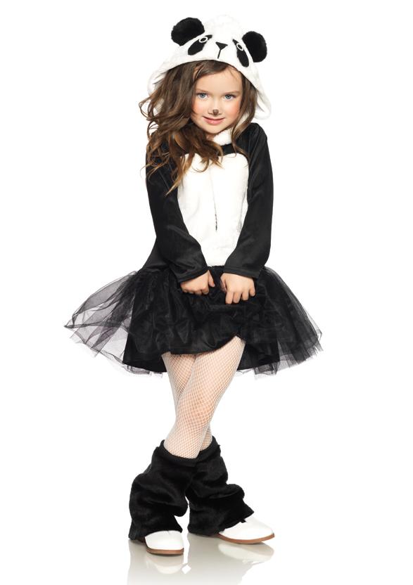 disfraz de panda nia with disfraz de nio para halloween