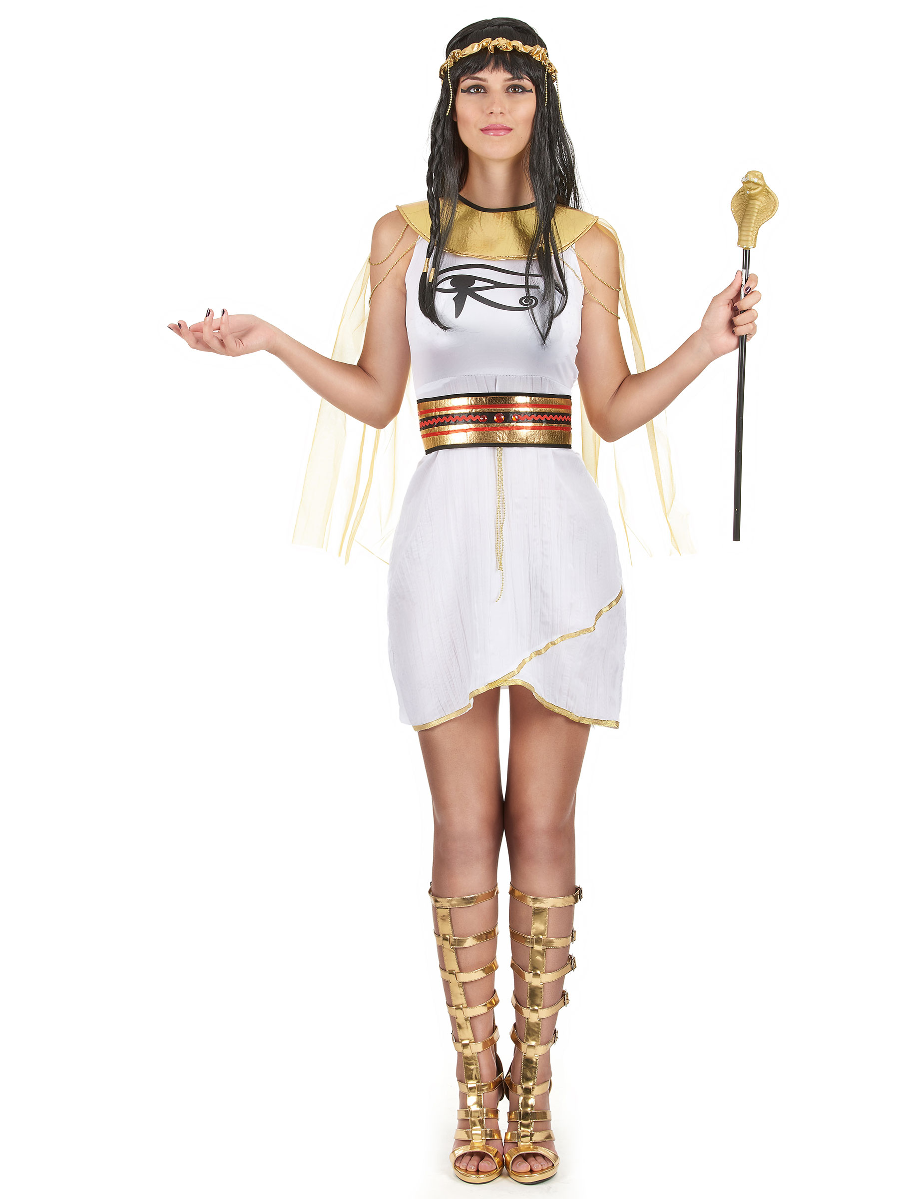 Ancient egypt fashion for women 1