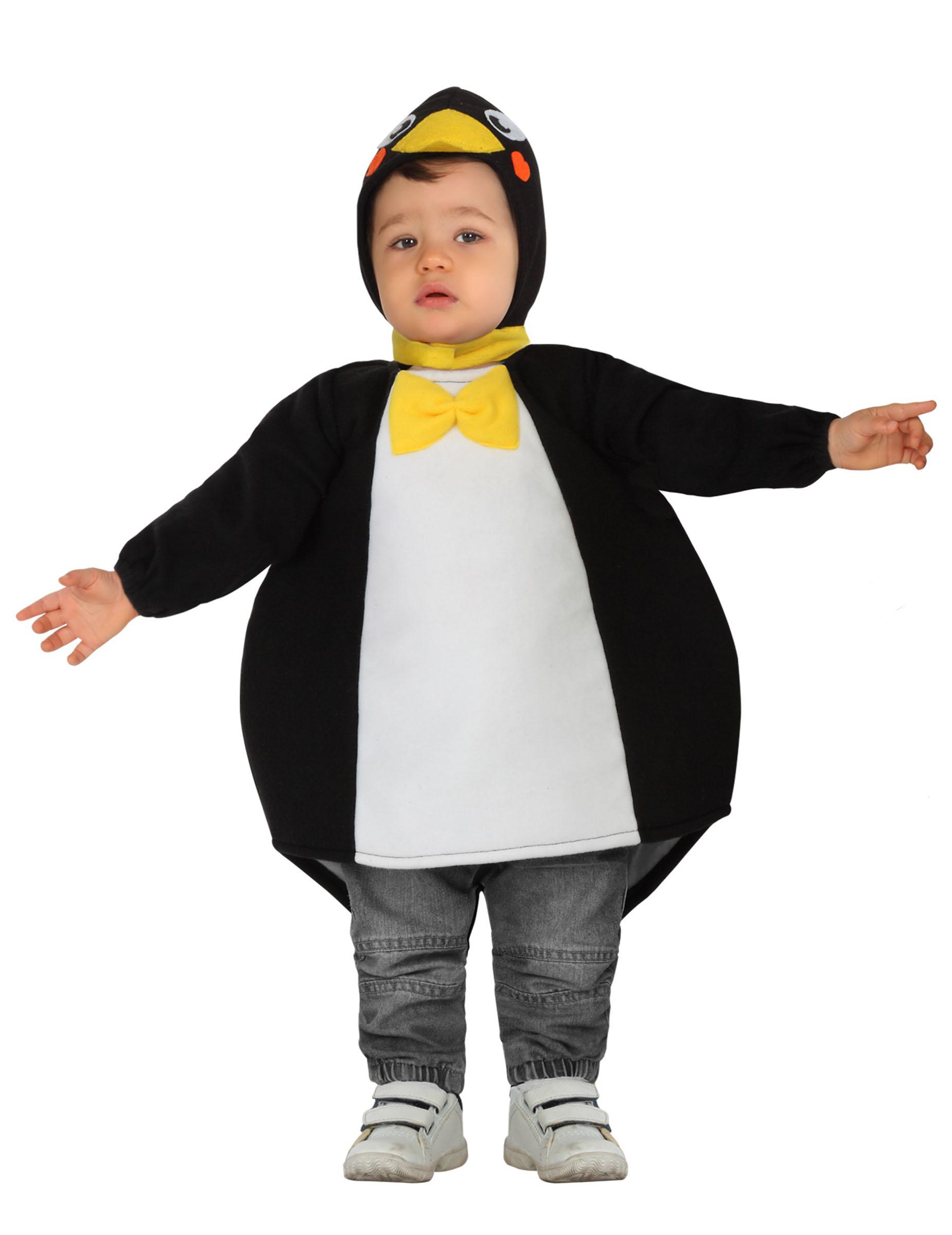 Disfraz ping ino beb disfraces ni os y disfraces - Como hacer un disfraz de bebe ...