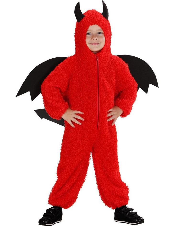 Disfraz demonio rojo beb halloween disfraces ni os y - Disfraz halloween bebe 1 ano ...