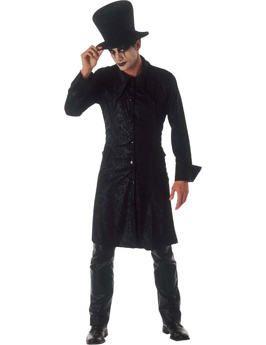 disfraz mago gtico hombre halloween