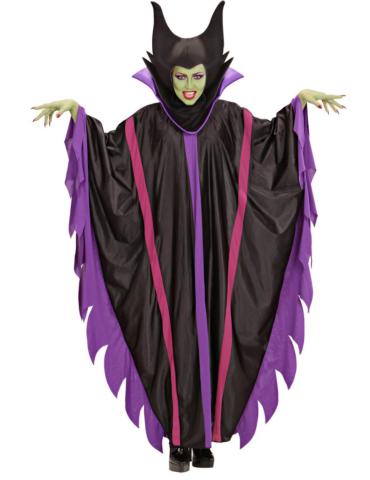 Disfraz de condesa del mal mujer Halloween: Disfraces adultos,y ...