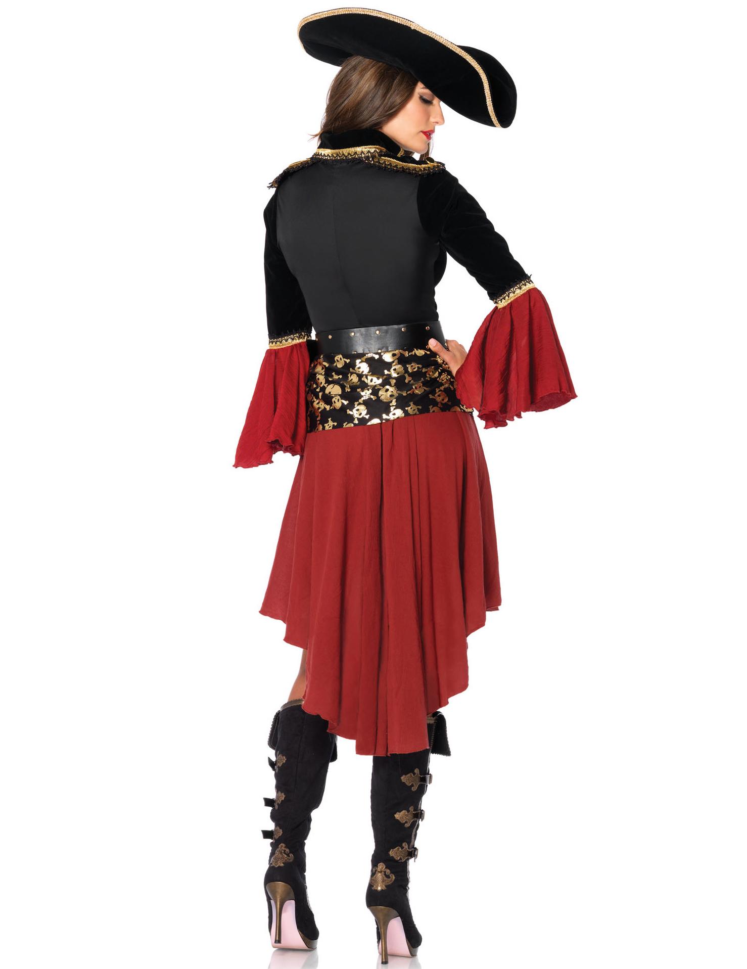 Disfraz de pirata bucanera mujer: Disfraces adultos,y disfraces originales baratos - Vegaoo