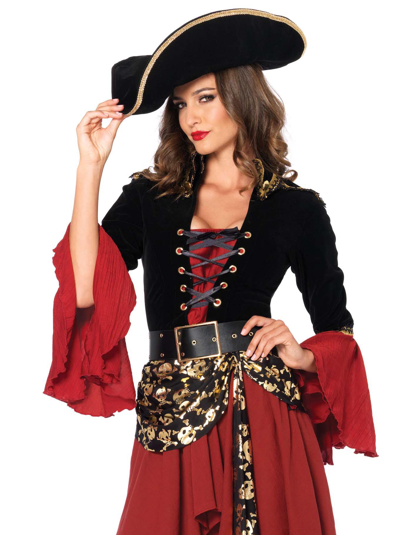 disfraz de pirata bucanera mujer disfraces adultosy