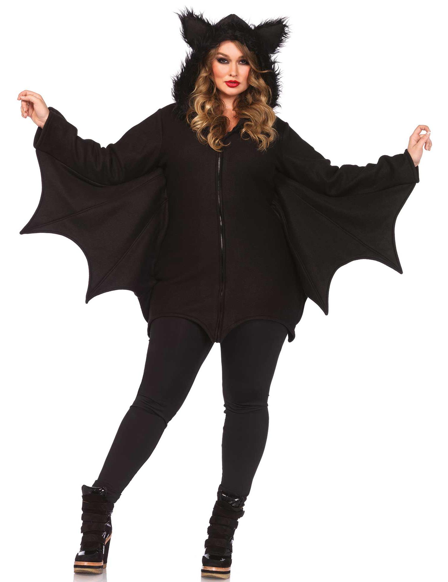 Disfraz Murcielago Mujer Talla Grande Disfraces Adultos Y Disfraces Originales Baratos Vegaoo