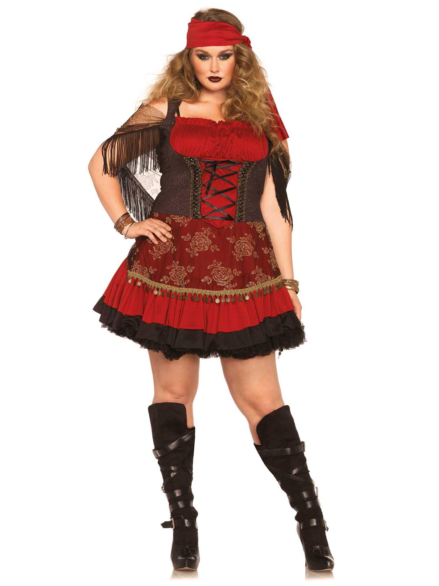 disfraces de halloween gitana